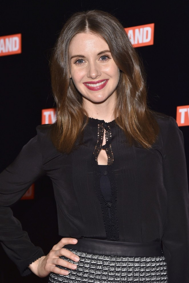 Alison Brie - Viacom Kids and Family Group Upfront Event in New York