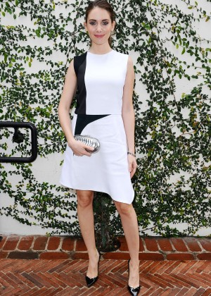 Alison Brie - W Magazine Luncheon 2015 in LA