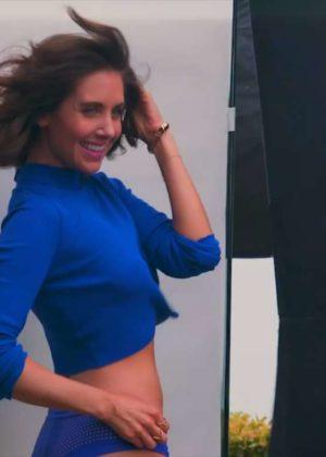 Alison brie women039s health video 4