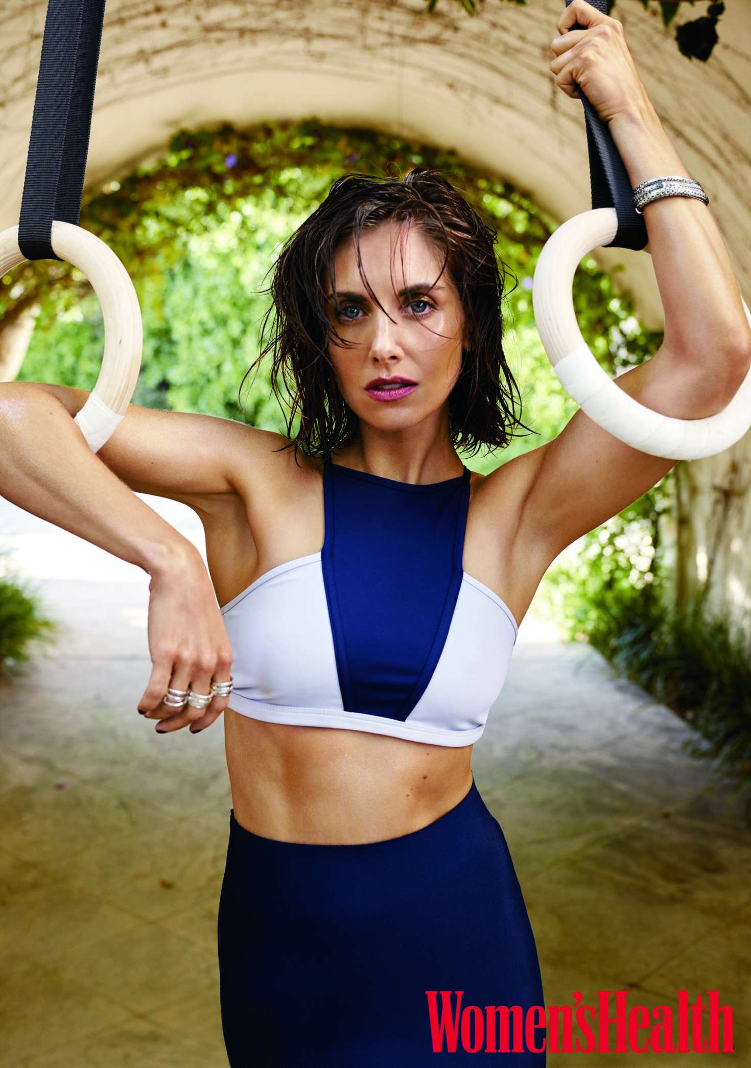 Alison brie women039s health video 5