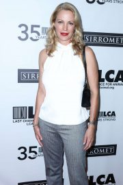 Alison Eastwood - 35th Anniversary 'Last Chance for Animals' Gala in Los Angeles