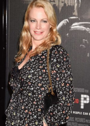 Alison Eastwood - 'The 15:17 to Paris' Premiere in Burbank