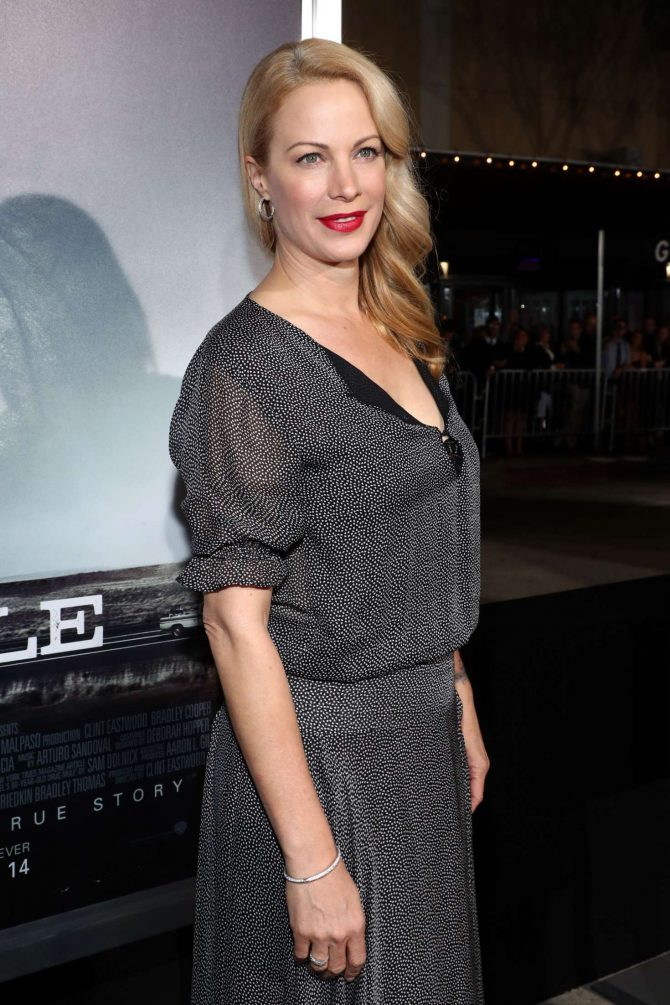 Alison Eastwood - 'The Mule' Premiere in Los Angeles