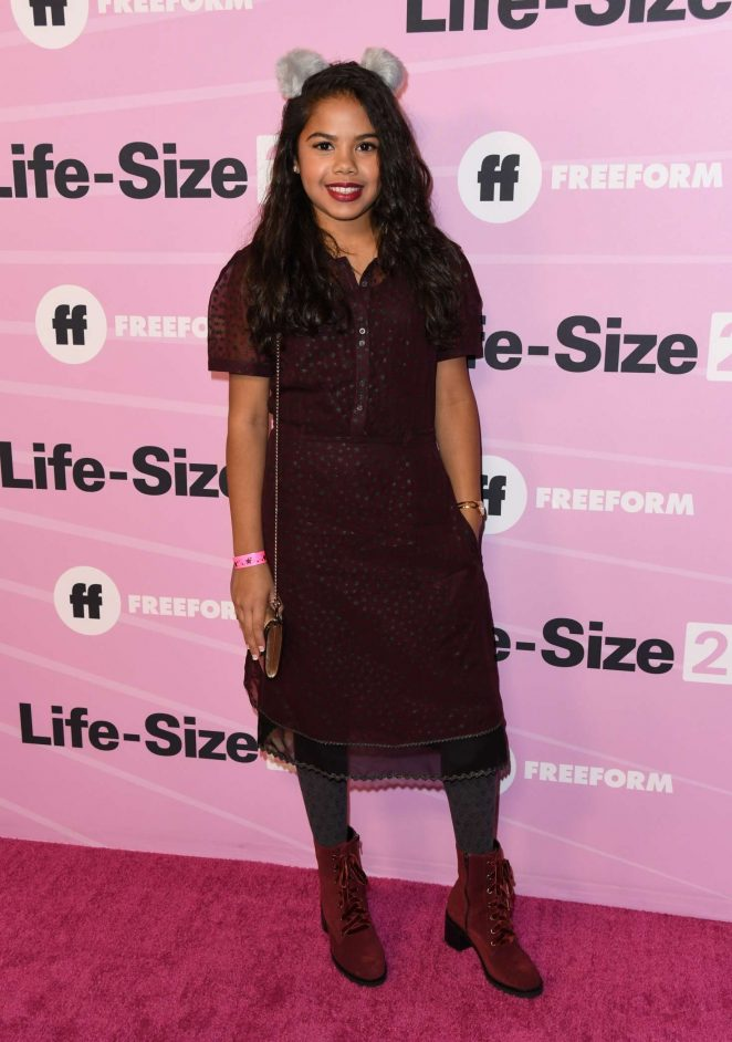 Alison Fernandez - 'Life Size 2' Premiere in Hollywood