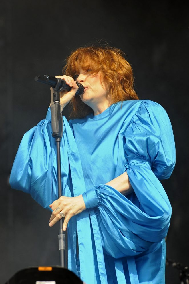 Alison Goldfrapp - Performs at British Summer Time 2018 in London