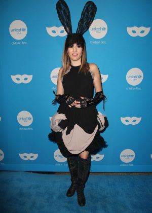 Alison Haislip - UNICEF Masquerade Ball 2018 in Los Angeles