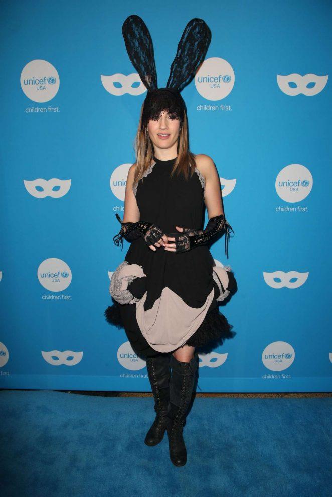Alison Haislip – UNICEF Masquerade Ball 2018 in Los Angeles