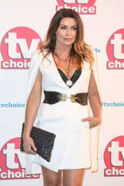 Alison King - 2019 TV Choice Awards in London