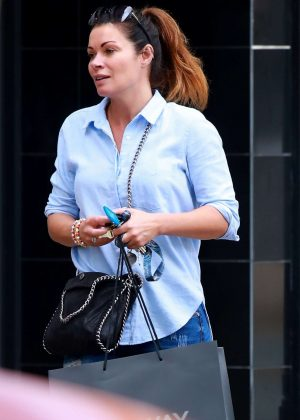 Alison King - Shopping in Cheshire