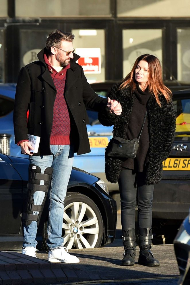 Alison King Shopping in Wilmslow Cheshire