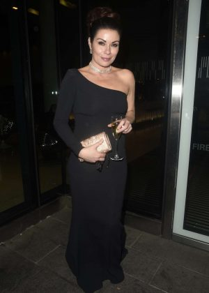 Alison King - The Kym Marsh Footprint Charity Ball in Machester