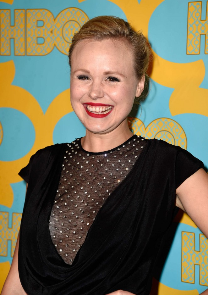 Alison Pill - HBO Golden Globes 2015 Party