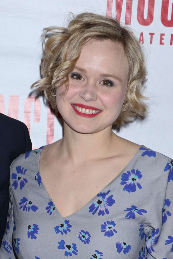 Alison Pill – MCC Theater's Miscast Gala 2018 in New York