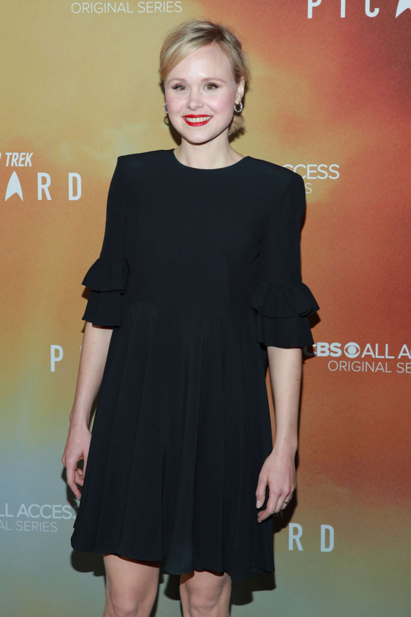 Alison Pill - 'Star Trek: Picard' Premiere in Hollywood