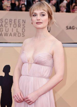Alison Sudol - 2018 Screen Actors Guild Awards in Los Angeles
