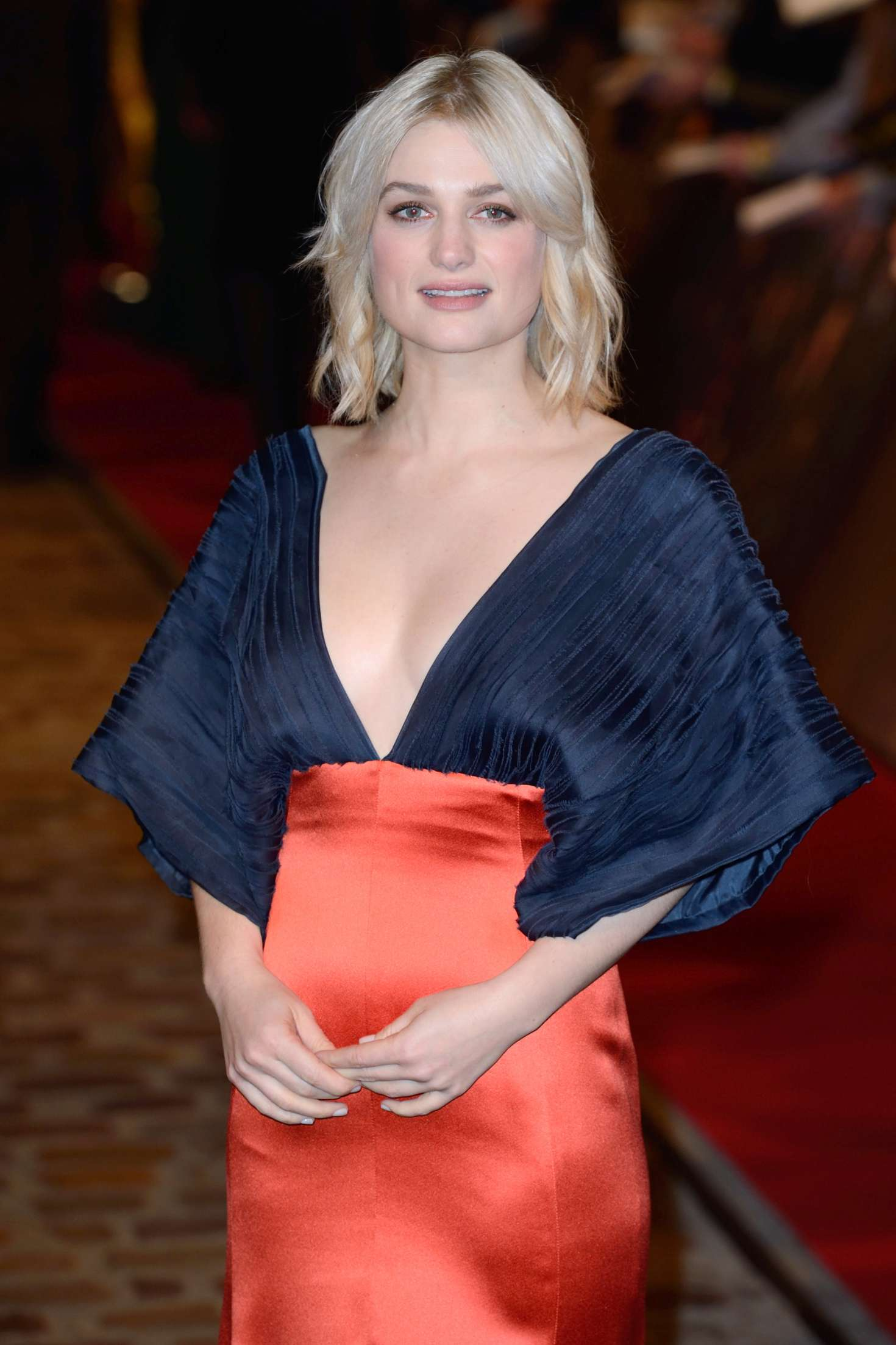 Alison Sudol - 'Fantastic Beasts The Crimes of Grindelwald' Premiere in Paris