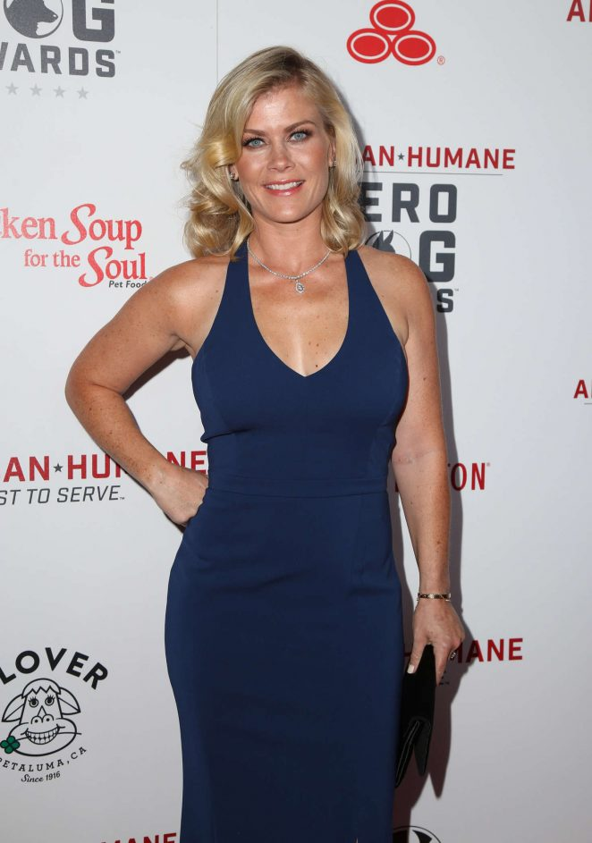 Alison Sweeney - 2016 Hero Dog Awards in Beverly Hills
