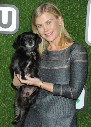 Alison Sweeney - 2016 World Dog Awards in Santa Monica