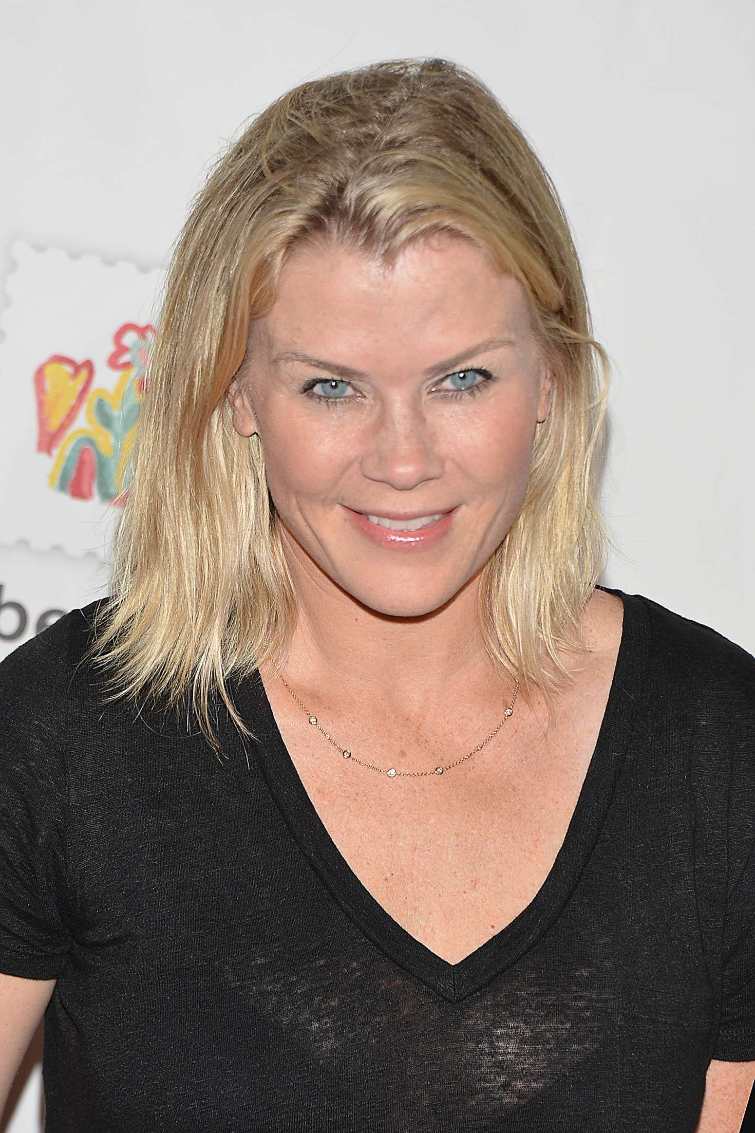 Alison Sweeney Family Pictures alison sweeney: 2017 a time for heroes family festival -01