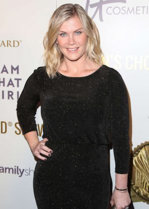 Alison Sweeney - 2017 Womens Choice Awards - Los Angeles