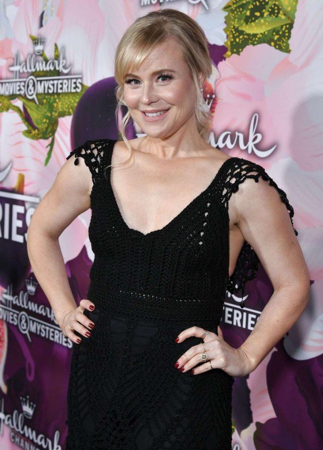 Alison Sweeney – 2018 Hallmark Channel All-Star Party at TCA Winter Press Tour in LA
