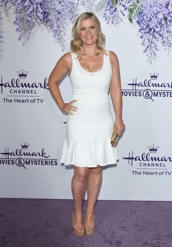 Alison Sweeney 2018 : Alison Sweeney: 2018 Hallmarks Evening Gala TCA Summer Press Tour -07