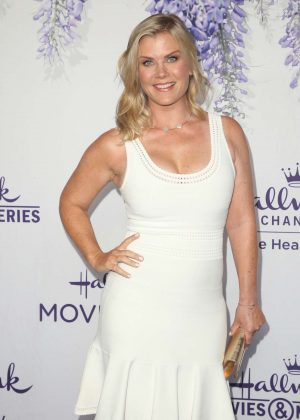 Alison Sweeney - 2018 Hallmark's Evening Gala TCA Summer Press Tour in LA