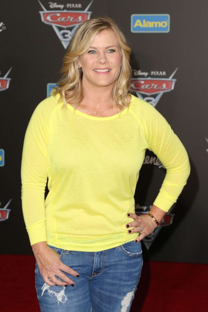 Alison Sweeney - Disney and Pixar's 'Cars 3' Premiere in Anaheim