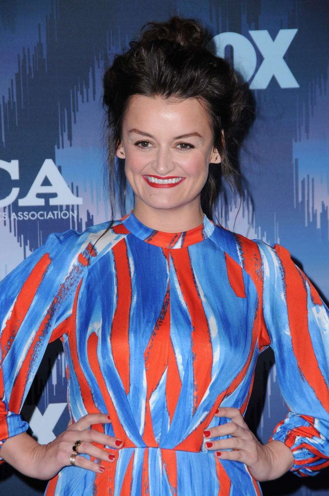 Alison Wright - 2017 FOX Winter TCA All Star Party in Pasadena
