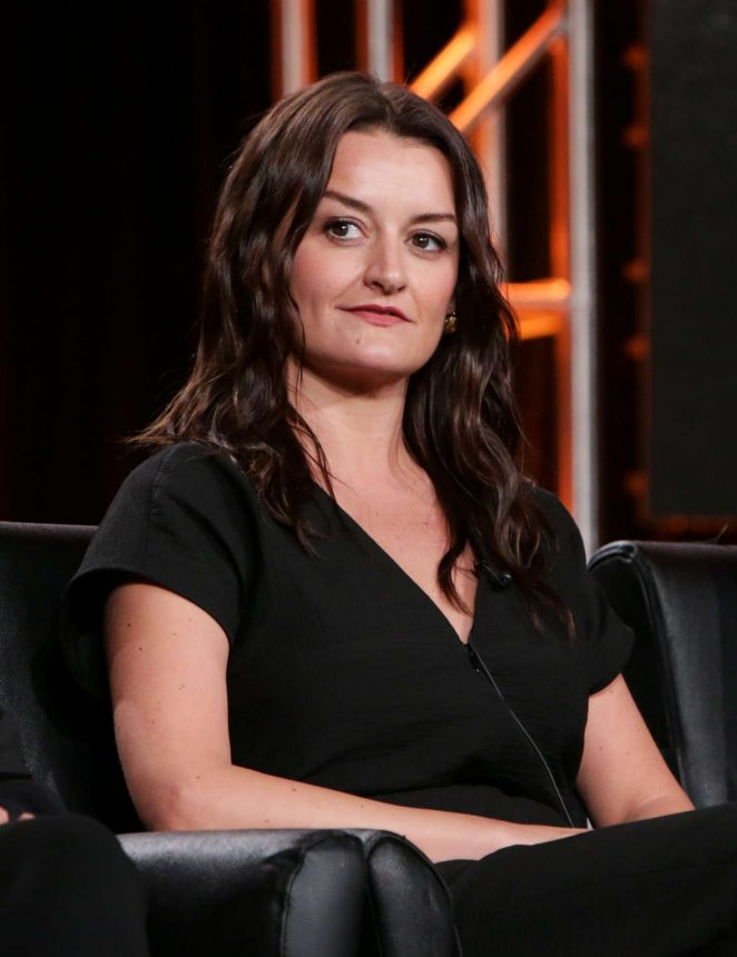Alison Wright - 'Feud' Panel at TCA Winter Press Tour 2017 in Pasadena