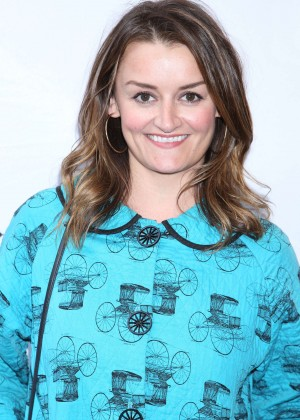 Alison Wright - 'Fully Committed' Broadway Opening Night in New York
