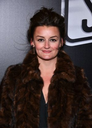 Alison Wright - 'SUNSET BLVD' Play Openning Night in New York