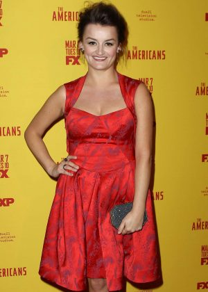 Alison Wright - 'The Americans' Season 5 Premiere in New York City