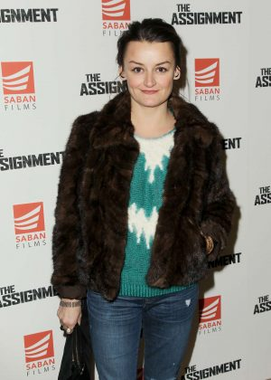 Alison Wright - 'The Assignment' Screening in New York