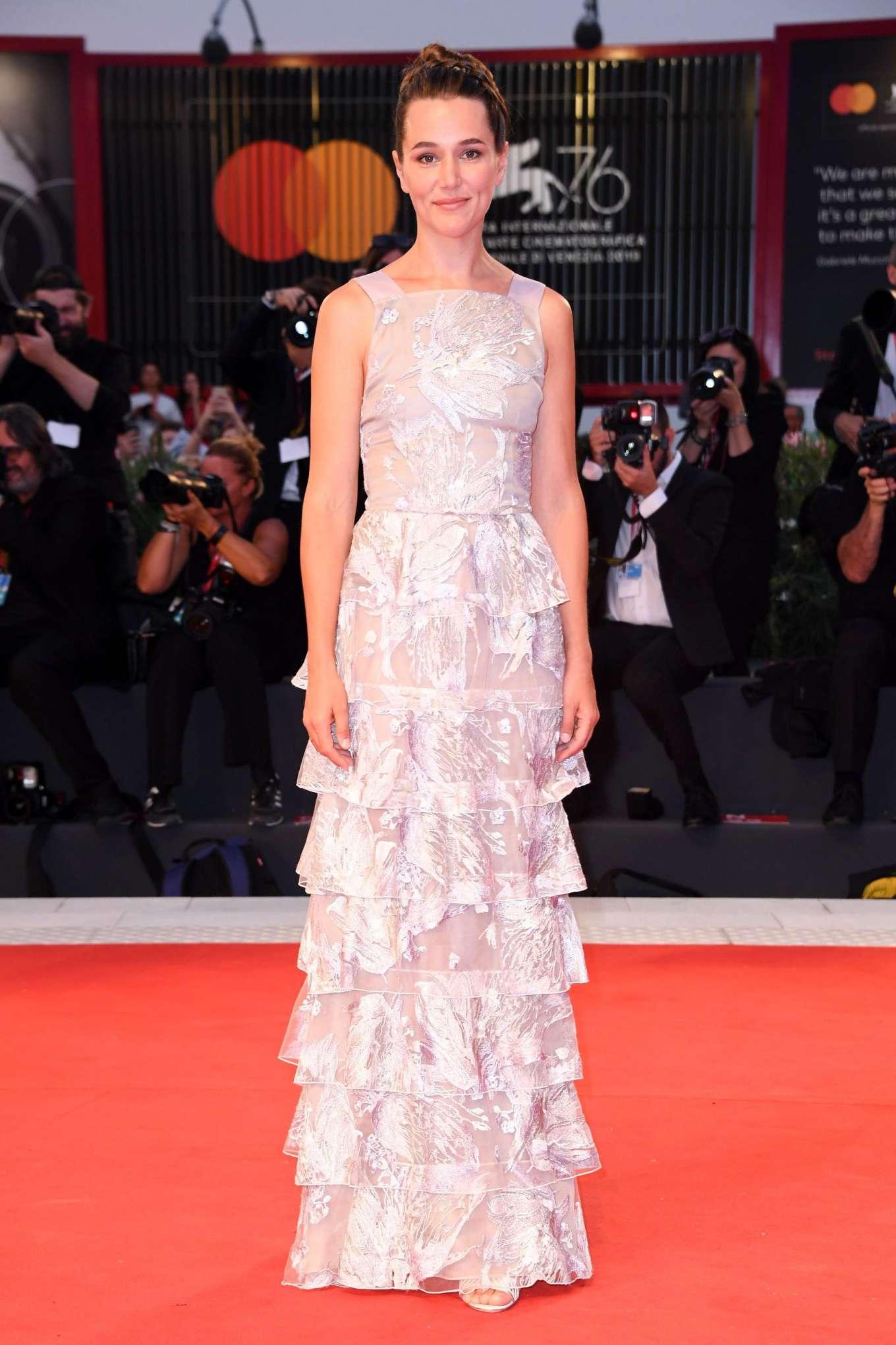 Alissa Jung - 'Martin Eden' Premiere at 2019 Venice Film Festival