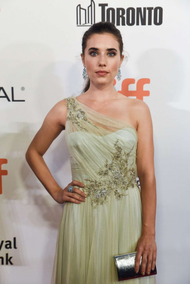 Alix Angelis - 'The Magnificent Seven' Premiere at 2016 Toronto International Film Festival