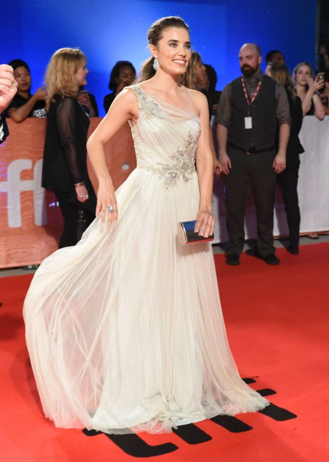 Alix Angelis: The Magnificent Seven Premiere at 2016 TIFF -04