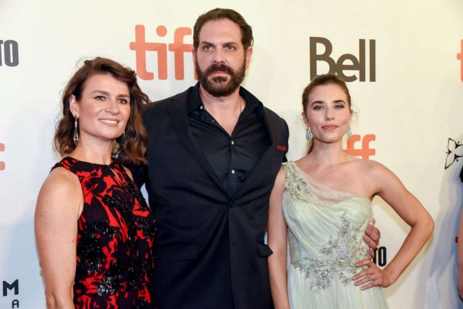 Alix Angelis: The Magnificent Seven Premiere at 2016 TIFF -07