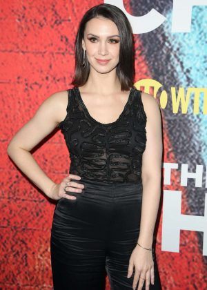 Alixandra Von Renner - 'The Chi' Premiere in Los Angeles