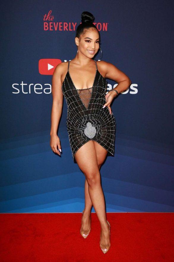 Aliya Janell - 2019 Streamy Awards in Los Angeles