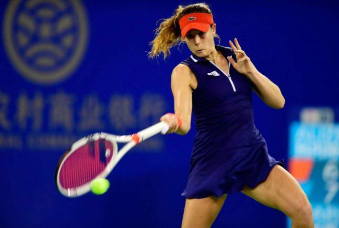Alize Cornet – 2017 WTA Wuhan Open