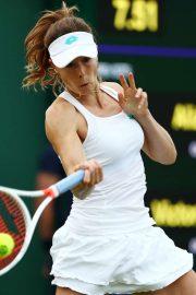 Alize Cornet - 2019 Wimbledon Tennis Championships in London