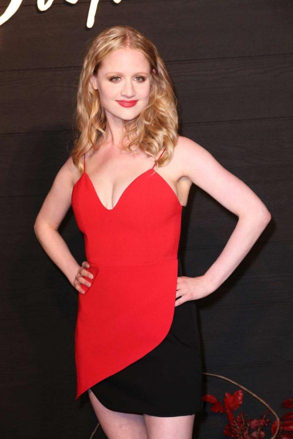Allegra Heart - 'Dickinson' TV Show Premiere in New York