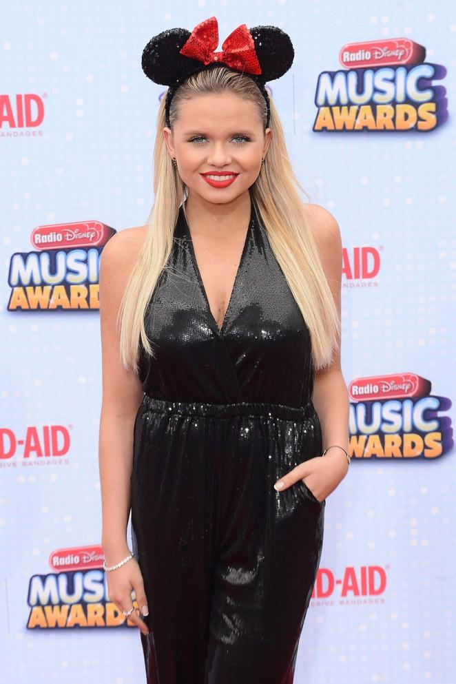 Alli Simpson - 2015 Radio Disney Music Awards in LA