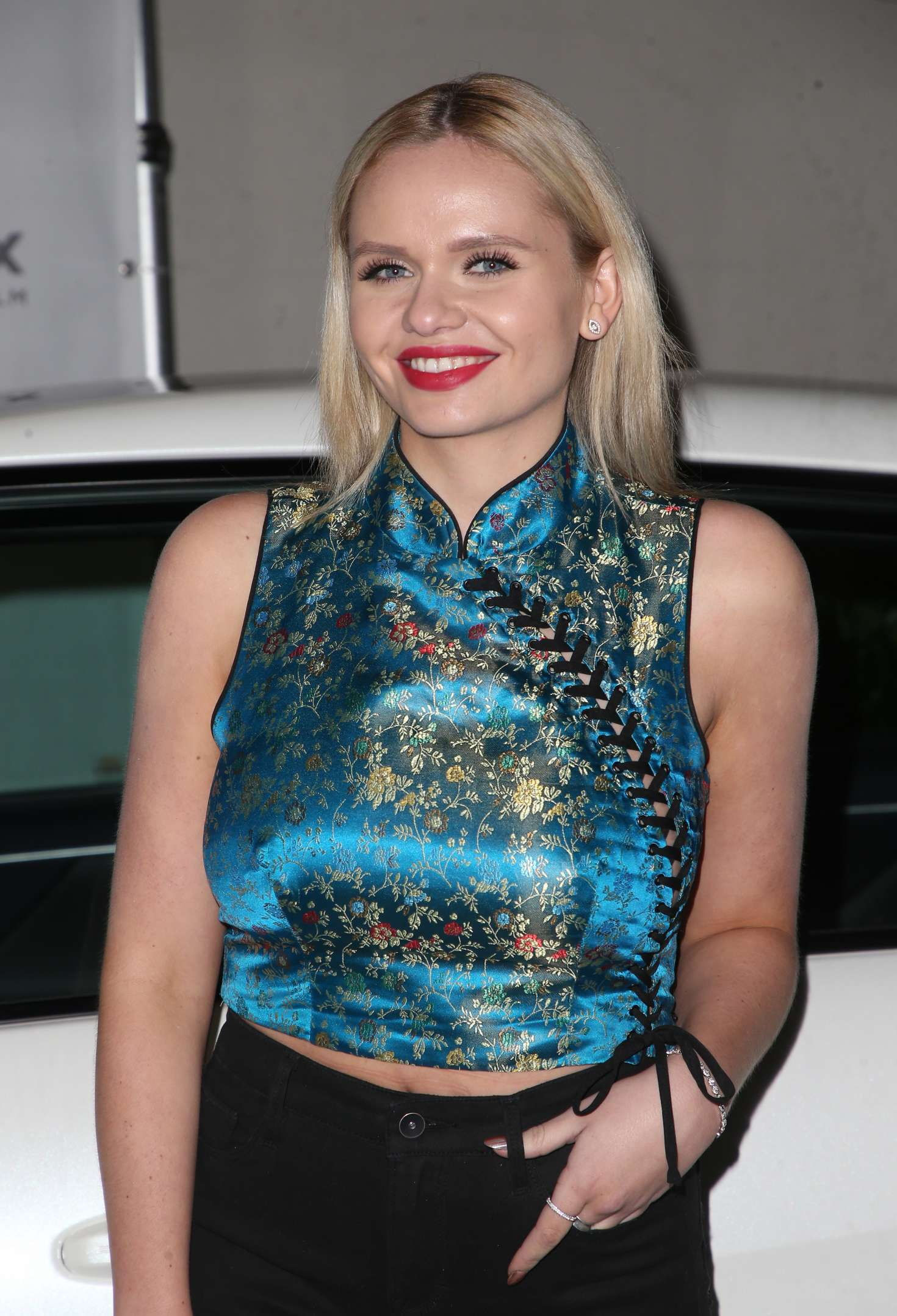 Alli Simpson - Global Green Pre Oscars Party 2018 in Los Angeles
