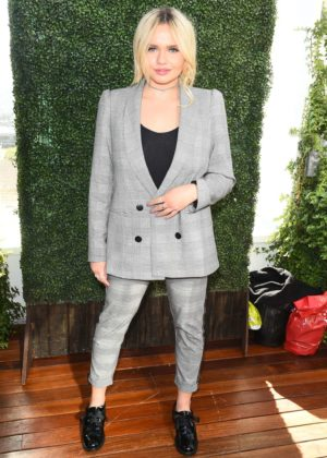 Alli Simpson - Lyda Beauty Launches Cleopatra Cat Eye Stamp in Los Angeles