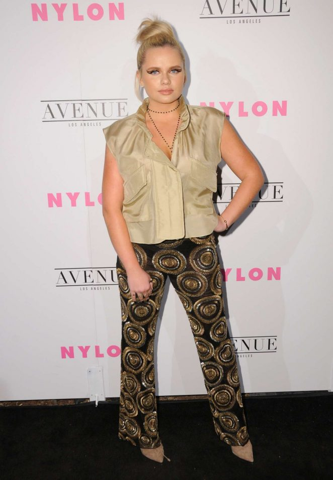 Alli Simpson: Nylon Young Hollywood May Issue Event -20