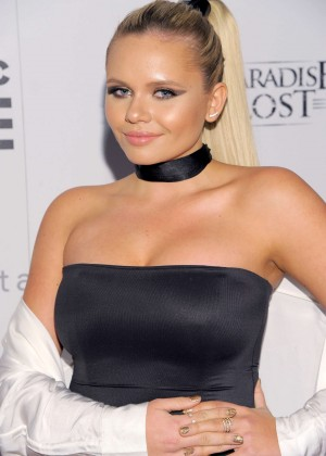 Alli Simpson - Republic Records Grammy 2016 Celebration in Los Angeles