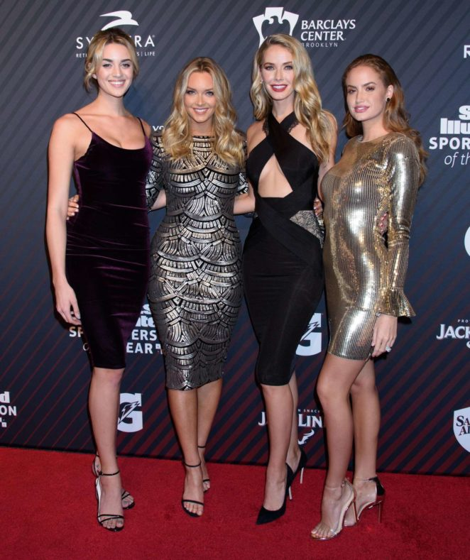 Allie Ayers: 2017 SI Sportsperson Of The Year Awards -01