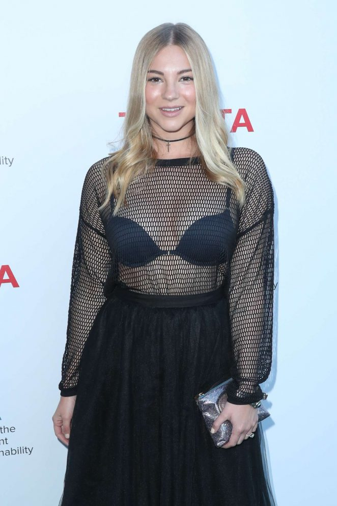 Allie Gonino – UCLA Institute of the Environment and Sustainability Innovators for a Healthy Planet Celebration in LA